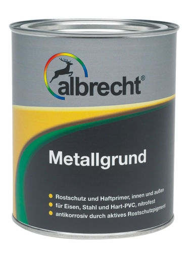 Albrecht Metallgrund 375ml