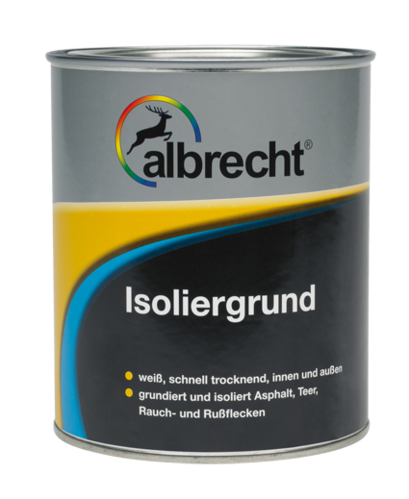 Albrecht Isoliergrund 750ml