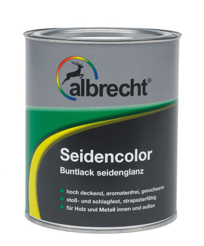 Albrecht Seidencolor 125ml